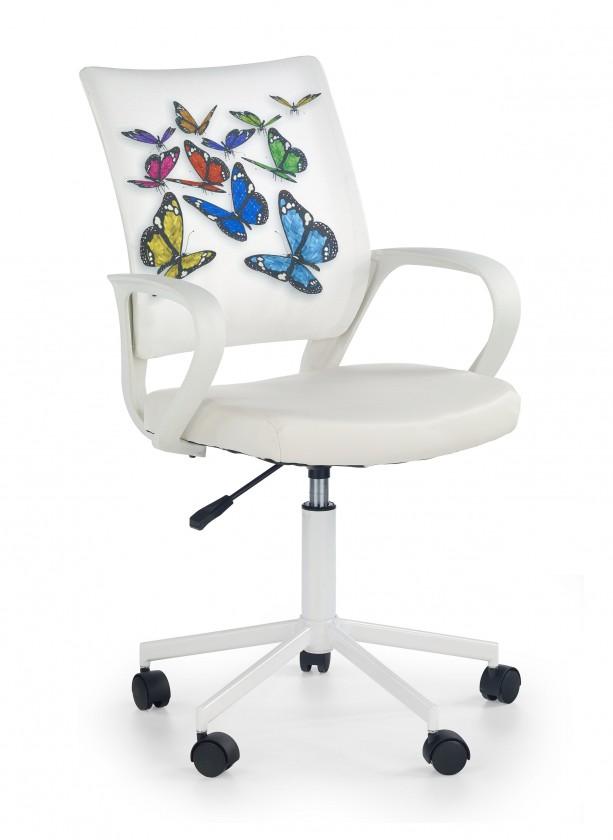 Detský regál IBIS butterfly - dětská stolička, područky, regulacia sedáku