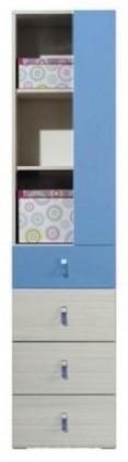 Detský regál Komi KM 6 (Modrá)