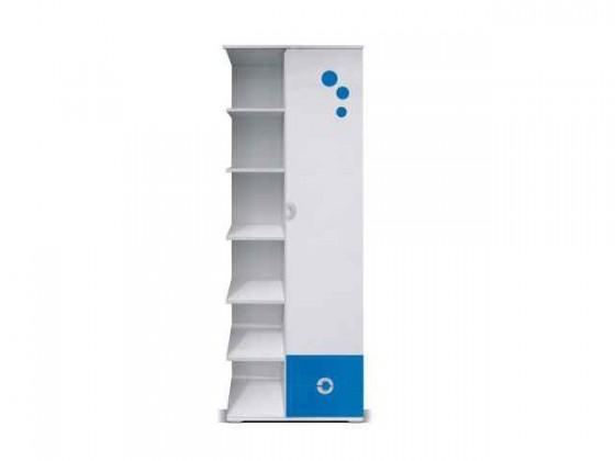 Detský regál Manta 07(modrá)