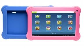 """Detský tablet Denver 10,1"""" 1GB, 8GB, (modrý, ružový) + ZADARMO slúchadlá Connect IT"""