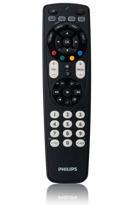 Diaľkové ovládače Diaľkový ovládač PHILIPS SRP4004