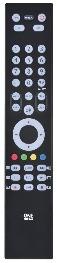 Diaľkové ovládače Univerzálny ovládač OFA Basic Slim line 2 (URC3920) ROZBALENÉ
