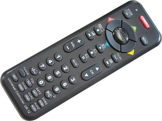 Diaľkové ovládače  Vivanco UR 12 23301