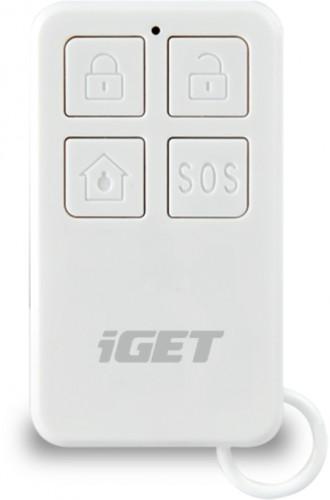 Diaľkové ovládanie k alarmu iGET SECURITY M3P5