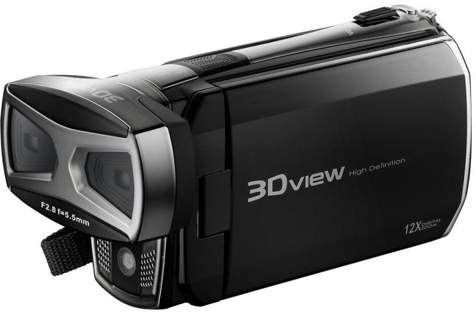 Digitálna videokamera 3D FullHD videokamera DXG DVX-5F9