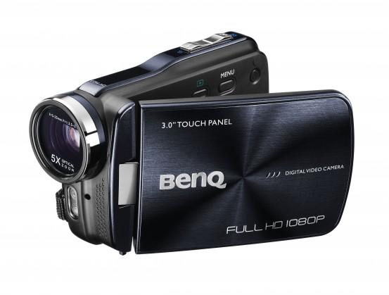 "Digitálna videokamera  BenQ Digital video kamera M23 5MP CMOS, 5x optical zoom, 3"" LCD,"