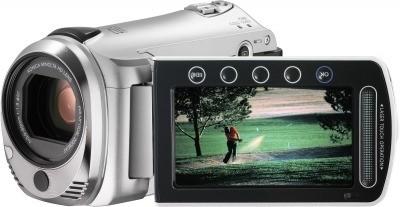 Digitálna videokamera JVC GZHM300S