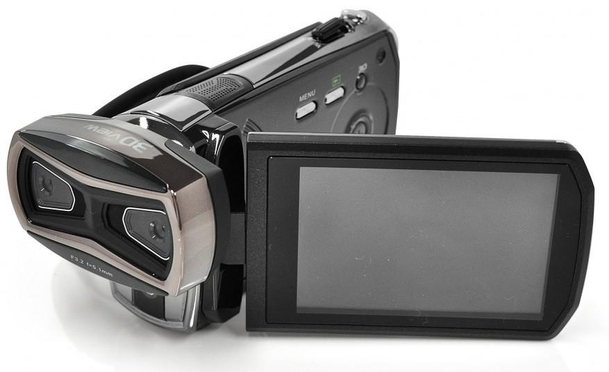 Digitálna videokamera Media-Tech MT-4038 ROZBALENO