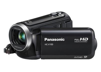 Digitálna videokamera  Panasonic HC-V100EP-K