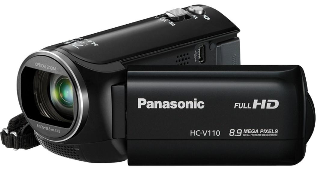 Digitálna videokamera  Panasonic HC-V110