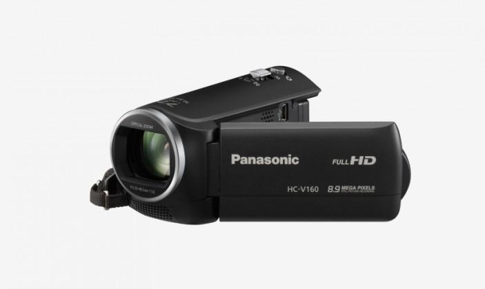Digitálna videokamera PANASONIC HC-V160EP-K