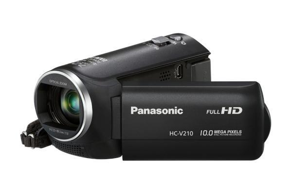 Digitálna videokamera  Panasonic HC-V210