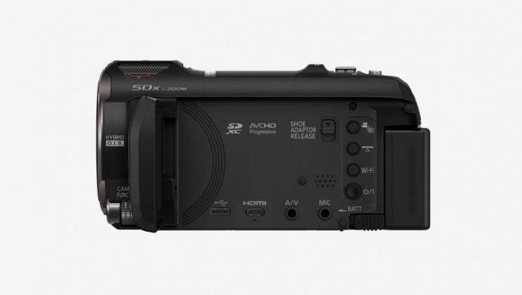 Digitálna videokamera Panasonic HC-V770EP-K (černá)