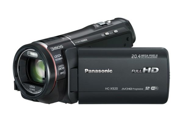 Digitálna videokamera Panasonic HC-X920EP-K