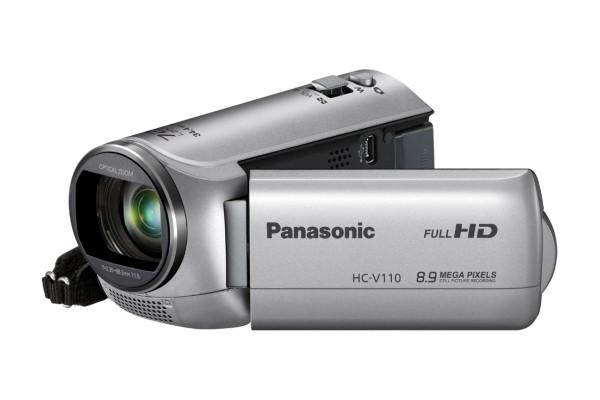 Digitálna videokamera  Panasonic HCV110EPS