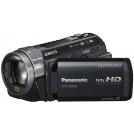 Digitálna videokamera  Panasonic HDC-SD800EPK