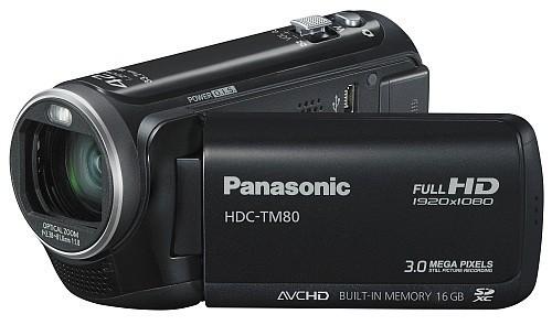 Digitálna videokamera  Panasonic HDC-TM80EP9K