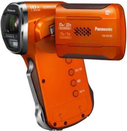 Digitálna videokamera  Panasonic HX-WA30