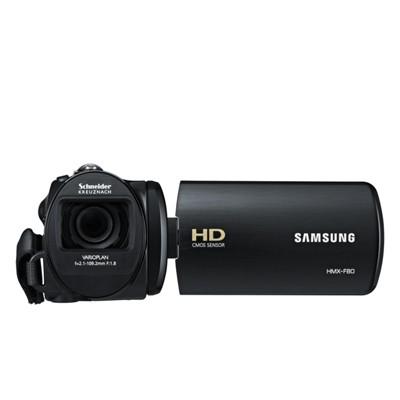 Digitálna videokamera Samsung HMX-F80, čierna