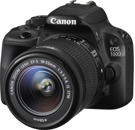 Digitálna zrkadlovka Canon EOS 100D 18-55 IS STM