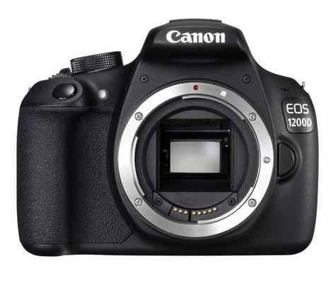 Digitálna zrkadlovka Canon EOS 1200D Body zrcadlovka 18.0MPix + 18-135 IS