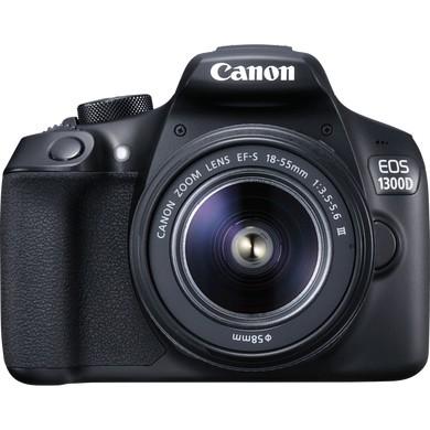 Digitálna zrkadlovka Canon EOS 1300D + 18-55 EF-S DC III