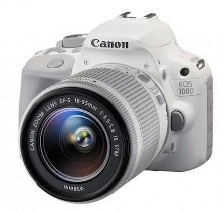 Digitálna zrkadlovka EOS 100D + 18-55mm IS STM + Cash Back