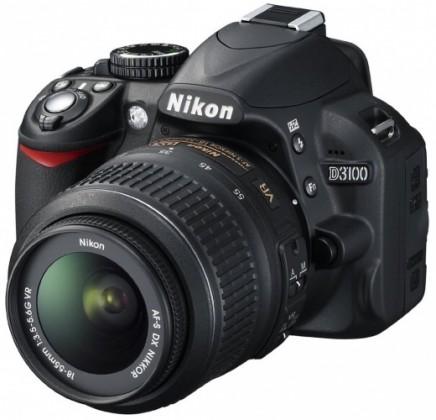 Digitálna zrkadlovka Nikon D3100 18-55 AF-S DX VR ROZBALENO