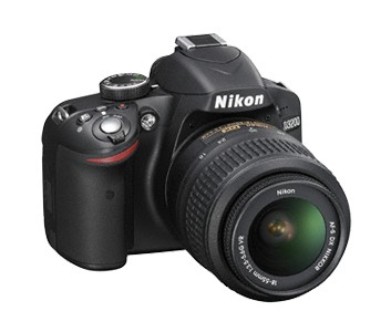Digitálna zrkadlovka Nikon D3200 + 18-105 AF-S DX VR
