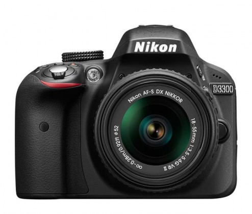Digitálna zrkadlovka Nikon D3300 + 18-105 VR