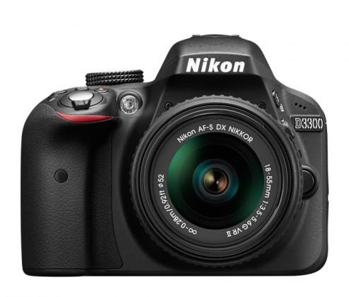 Digitálna zrkadlovka Nikon D3300 + 18-55 VRII ROZBALENÉ