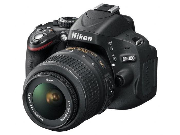 Digitálna zrkadlovka Nikon D5100 + 18-55 AF-S DX VR
