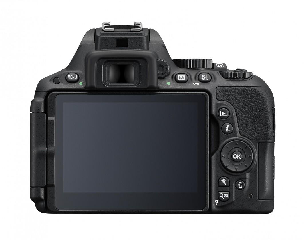 Digitálna zrkadlovka Nikon D5500 telo black