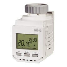 Digitálne termostatická hlavice Elektrobock HD13