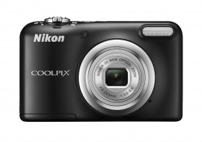 Digitálny fotoaparát Nikon Coolpix A10, čierna