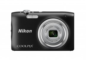 Digitálny fotoaparát Nikon Coolpix A100, čierna