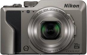 Digitálny fotoaparát Nikon Coolpix A1000, strieborná