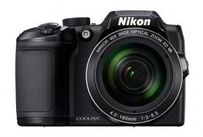Digitálny fotoaparát Nikon Coolpix B500, čierna
