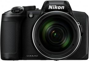 Digitálny fotoaparát Nikon Coolpix B600, čierna