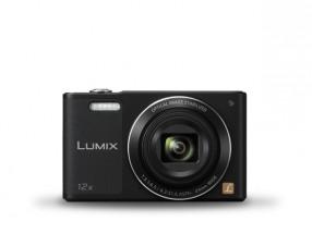 Digitálny fotoaparát Panasonic Lumix DMC-SZ10, čierna