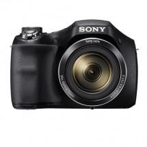 Digitálny fotoaparát Sony Cybershot DSC-H300, čierna