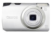 Digitálny kompakt  Canon A3200SILVER