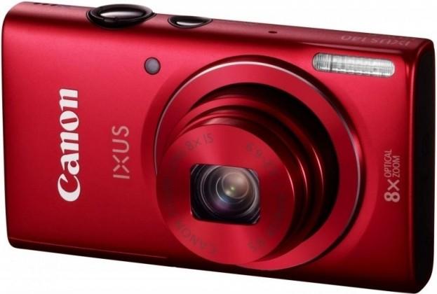 Digitálny kompakt  Canon IXUS 140 Red