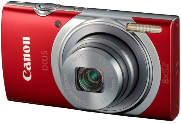 Digitálny kompakt Canon IXUS 145 Red
