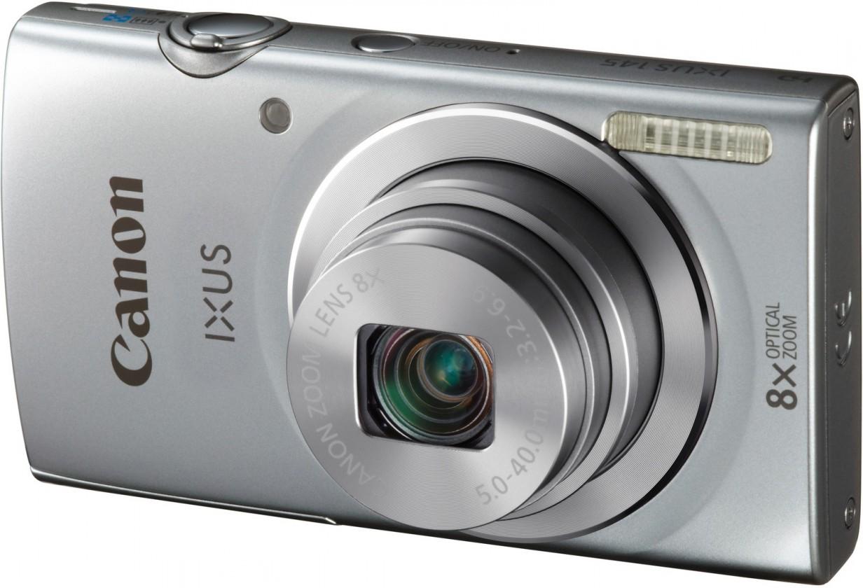 Digitálny kompakt Canon IXUS 145 Silver