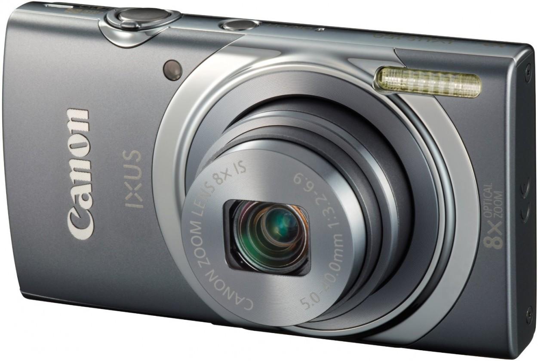 Digitálny kompakt Canon IXUS 150 Grey