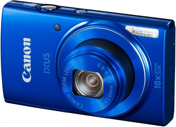 Digitálny kompakt Canon IXUS 155 Blue