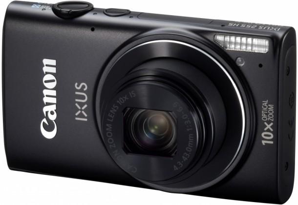 Digitálny kompakt  Canon IXUS 255 HS BLK