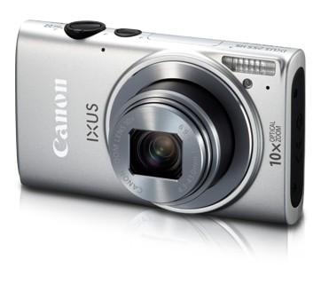 Digitálny kompakt  Canon IXUS 255 HS Silver