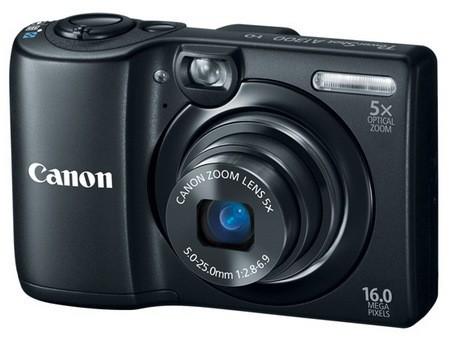 Digitálny kompakt  Canon POWERSHOT A1300 Black